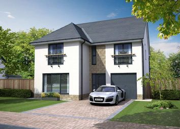 "Thumbnail 6 bed detached house for sale in ""Lawrie Grand"" at Ocein Drive, East Kilbride, Glasgow"