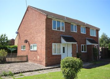 Thumbnail 1 bed end terrace house for sale in Birdcombe Road, Westlea, Swindon
