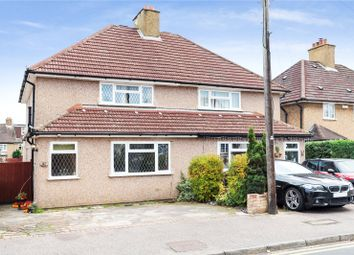 Thumbnail 3 bedroom semi-detached house for sale in Springfield Close, Croxley Green, Rickmansworth, Hertfordshire