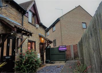 Thumbnail 2 bed end terrace house for sale in Sibneys Green, Harlow