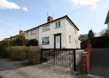 Thumbnail 3 bed semi-detached house for sale in Glyn Vale, Bedminster, Bristol