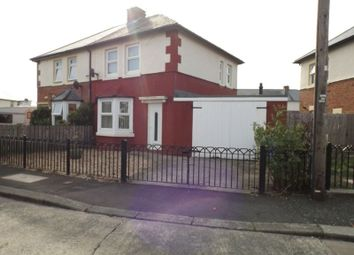 Thumbnail 2 bed semi-detached house to rent in Fourth Avenue, Morpeth