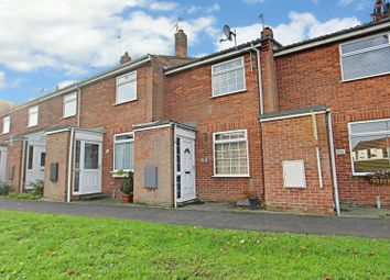 Thumbnail 2 bed terraced house for sale in Rothesay Court, Skirlaugh, Hull