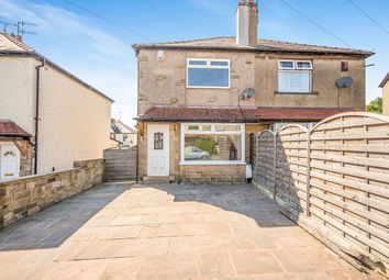 Thumbnail 2 bed semi-detached house to rent in Grange Grove, Riddlesden, Keighley
