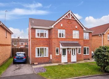Thumbnail 3 bed semi-detached house for sale in Threadmill Lane, Swinton, Manchester