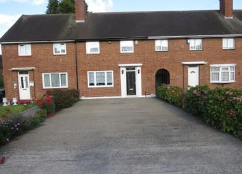 Thumbnail 2 bed terraced house for sale in Nearmoor Road, Shard End, Birmingham