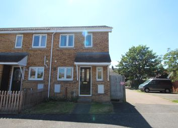 Thumbnail 2 bed terraced house for sale in Reynolds Close, Biggleswade