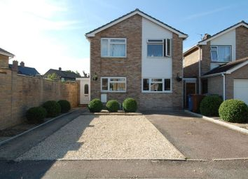 Thumbnail 4 bed detached house for sale in Nurseries Road, Kidlington