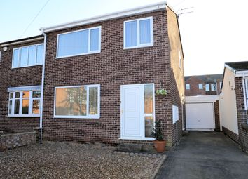 3 bed semi-detached house for sale in St. James Close, Wath-Upon-Dearne, Rotherham S63