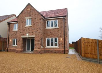 Thumbnail 4 bed detached house for sale in Barway Road, Barway, Ely