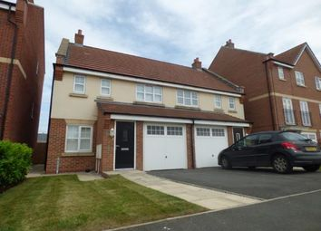 Thumbnail 3 bed semi-detached house for sale in Windward Avenue, Fleetwood