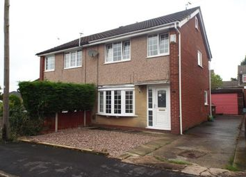 Thumbnail 3 bed semi-detached house for sale in Hazelwood Close, Leyland, Lancashire