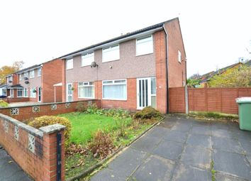 Thumbnail 3 bed semi-detached house for sale in City Gardens, St. Helens