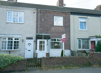 Thumbnail 2 bedroom terraced house for sale in Welbeck Villas, Welbeck Road, Bolsover, Chesterfield