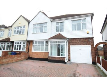 Thumbnail 5 bed semi-detached house for sale in Lodge Lane, Grays