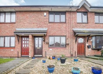 Thumbnail 2 bed terraced house for sale in Turret Hall Drive, Lowton, Warrington, Greater Manchester