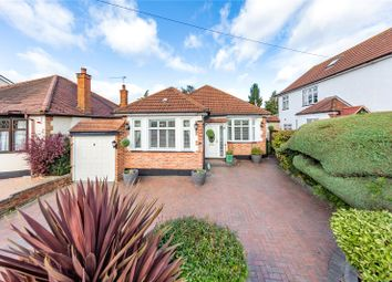 Thumbnail 3 bed bungalow for sale in Foxhall Road, Upminster