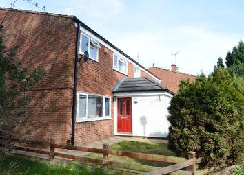 Thumbnail 3 bed end terrace house to rent in Pinewood Park, Farnborough