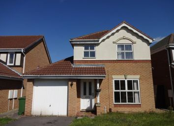 Thumbnail 3 bed detached house to rent in Jewsbury Way, Braunstone, Leicestershire