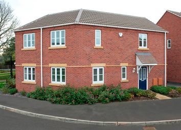 Thumbnail 3 bed town house for sale in The Broadwater At Phoenix Place, Unwin Road, Sutton In Ashfield