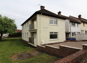 Thumbnail 2 bed flat for sale in Highfield Road, Ayr