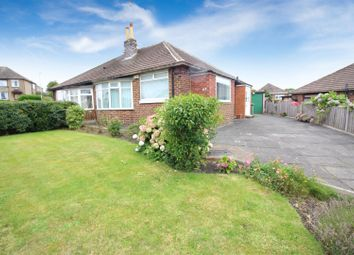 Thumbnail 2 bed semi-detached bungalow for sale in Kingswear Crescent, Leeds