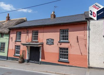 Thumbnail 5 bed terraced house for sale in Bow, Crediton