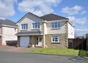 Thumbnail 4 bed detached house for sale in 20A Perrays Grove, Dumbarton