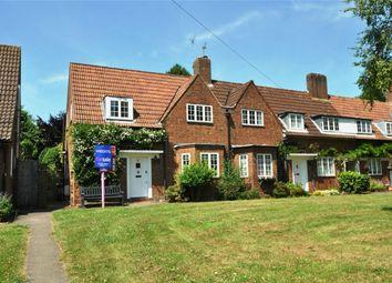 Thumbnail 3 bedroom end terrace house for sale in Brockett Close, Welwyn Garden City, Hertfordshire