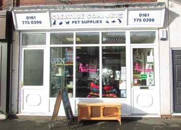 Thumbnail Retail premises for sale in 594 Liverpool Road, Manchester
