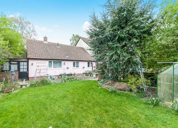Thumbnail 2 bed semi-detached bungalow for sale in Brook Street, Glemsford, Sudbury