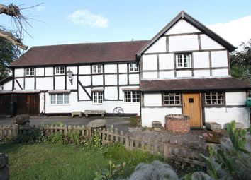 Thumbnail 4 bed cottage for sale in Kings Green, Wichenford, Wichenford, Worcester