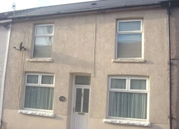Thumbnail 3 bed terraced house for sale in Dinam Street, Nantymoel, Bridgend