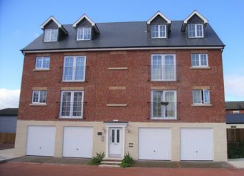 Thumbnail 1 bed flat for sale in Afon Way, Lower Canal Road, Newtown, Powys