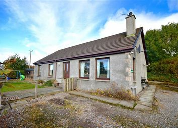 Thumbnail 3 bed detached bungalow for sale in Tomintoul Road, Grantown-On-Spey