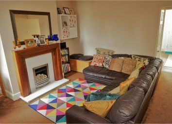Thumbnail 2 bed terraced house for sale in Ivanhoe Street, Newfoundpool, Leicester