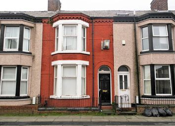 Thumbnail 2 bed terraced house to rent in Shelley Street, Bootle, Liverpool