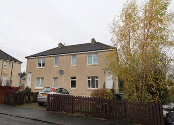 Thumbnail 2 bed flat to rent in Ivanhoe Crescent, Wishaw, North Lanarkshire