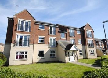 Thumbnail 2 bed flat for sale in Sandpiper Way, Leighton Buzzard, Bedfordshire