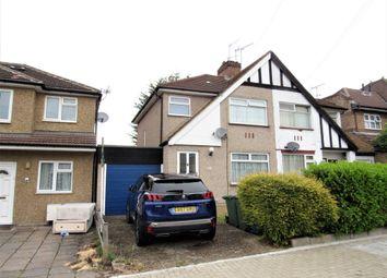 Thumbnail 3 bed semi-detached house for sale in Weald Lane, Harrow Weald
