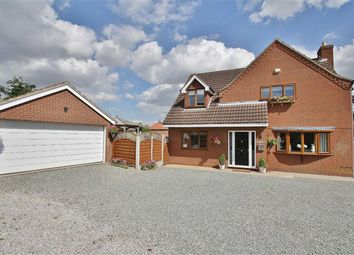Thumbnail 4 bed property for sale in The Close, Goxhill, Barrow-Upon-Humber