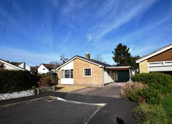 Thumbnail 4 bed detached bungalow for sale in Gordano Gardens, Easton-In-Gordano, Bristol