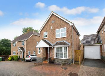 Thumbnail 3 bed detached house for sale in Lowther Close, Eastbourne