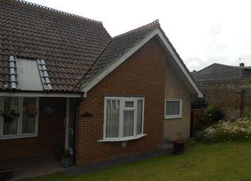 Thumbnail 1 bed bungalow for sale in Walnut Tree Drive, Sittingbourne, Kent