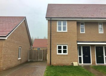 Thumbnail 2 bedroom property for sale in Raxster Drive, Snedshill, Telford