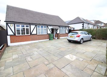 Thumbnail 3 bed detached bungalow for sale in Charminster Road, Worceser Park, Surrey