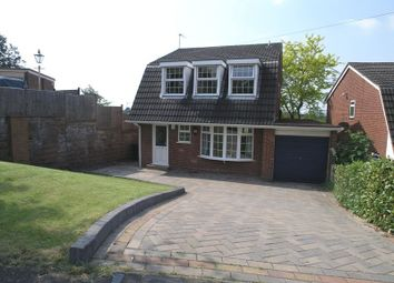 Thumbnail 4 bed detached house for sale in Stourbridge, Pedmore, Chawn Park Drive
