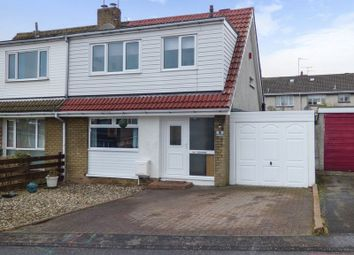 Thumbnail 3 bed semi-detached house for sale in Niven Road, Inverkeithing