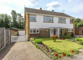 Thumbnail 3 bed semi-detached house for sale in Fairview Gardens, Sturry, Canterbury