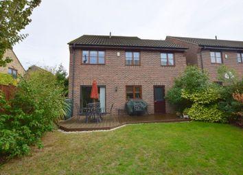 Thumbnail 4 bed detached house for sale in Perivale, Monkston Park, Milton Keynes